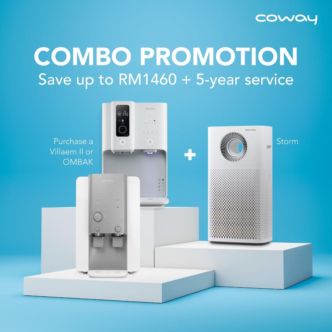 coway promo